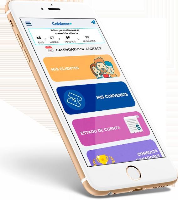 Iphone-Colaboro-CONVENIOS
