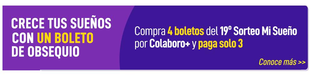 Colaboro+ Mi Sueño 4x3